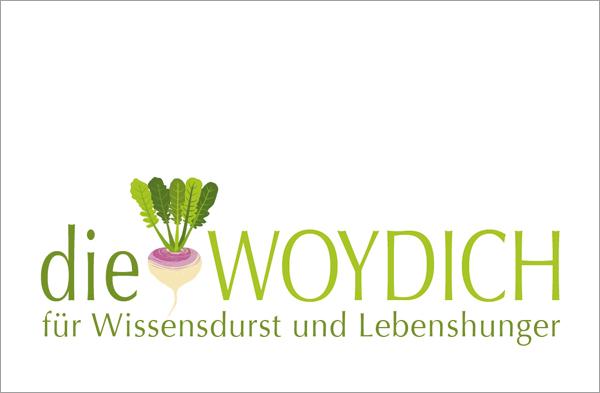 Friederike Woydich   Kochevents   Kochkurse   Visitenkarte und Logo